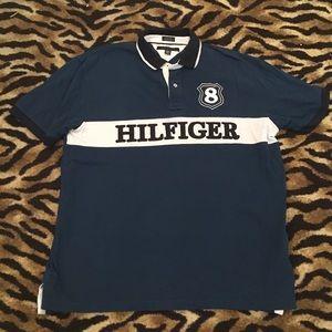 Tommy Hilfiger Polo Short Sleeve Size XXL